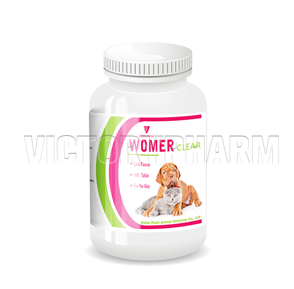 Dewormer for Pet (Wormer Clear)